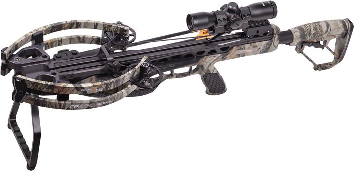 Centerpoint Crossbow Kit Cp400 3X32 Illuminated Scope Camo