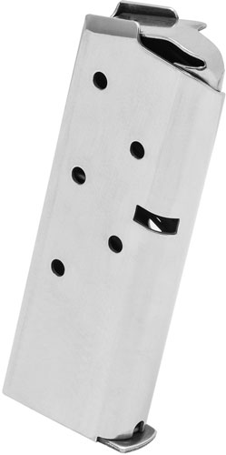 Sf Magazine 911 .380Acp 6-Rounds Stainless Steel
