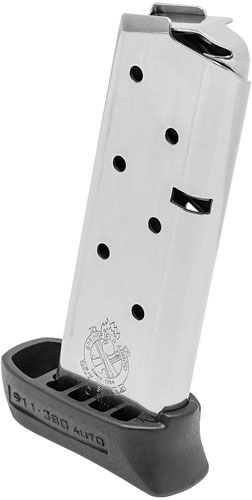 Sf Magazine 911 .380Acp 7-Rounds Stainless Steel