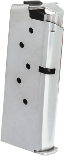 Sf Magazine 911 9Mm 6-Rounds Stainless Steel