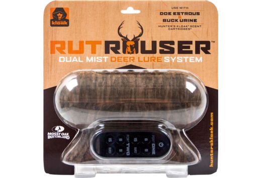 HUNTER'S KLOAK RUT ROUSER DUAL MISTER W/CHARGING CABLE/REMOTE