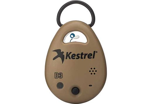 KESTREL DROP D3 TEMP/HUMIDITY PRESSURE AND DA MONITOR TAN