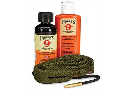 HOPPES 1.2.3. DONE 9MM/.38 PISTOL CLEANING KIT
