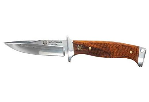 "S&W KNIFE ALLEGIANCE FXD BLD 4"" PERFORMANCE CENTER WOOD"