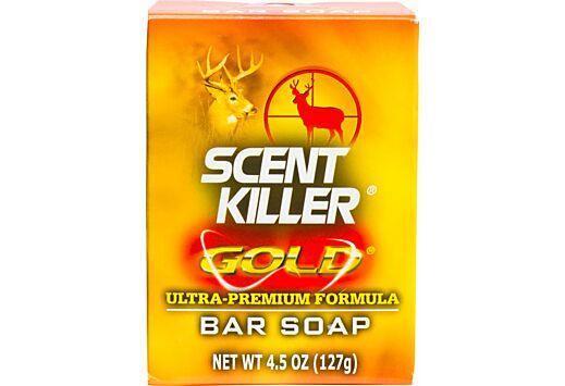 WRC BAR SOAP SCENT KILLER GOLD 4.5 OUNCES