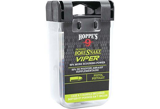 HOPPES BORESNAKE VIPER DEN PISTOL .380/9MM/.38/.357 CAL