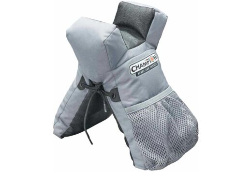 CHAMPION RAIL RIDER FRONT SHOOTING BAG/ WEIGHTED BOTTOM