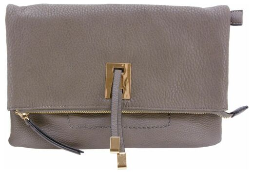 CAMELEON AYA CONCEAL CARRY PURSE CLUTCH/CROSSBODY BROWN