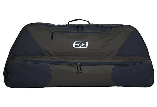 """EASTON BOW-GO BOW CASE  OLIVE/ GRAY 41"""" W/4 INT & EXT POCKETS"""