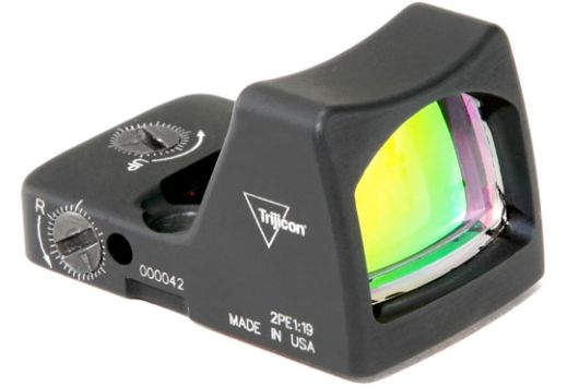 TRIJICON RMR SIGHT TYPE 2(LED) 6.5 MOA RED DOT W/O MOUNT