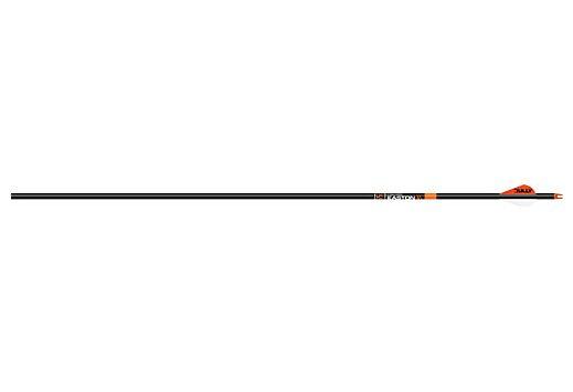 "EASTON ARROW 6.5MM BOWHUNTER 340 W/2"" BULLY VANES 6-PACK"