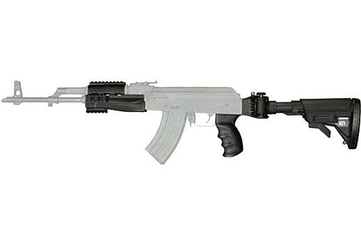 ADV. TECH. AK-47 STRIKEFORCE STOCK W/SCORPION RECOIL SYSTEM