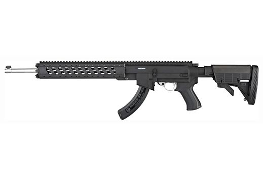 ADV. TECH. RUGER AR22 STOCK SYSTEM W/ 6 SIDED FOREND