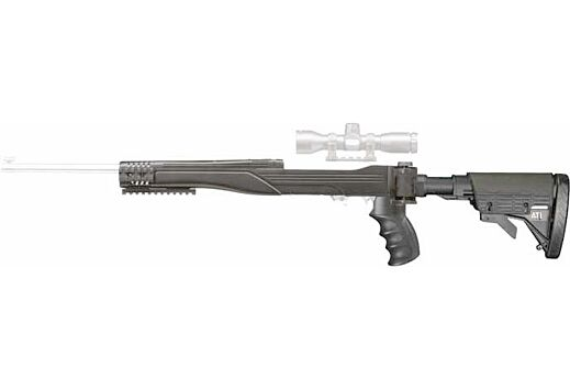 ADV. TECH. RUGER 10/22 STRIKE FORCE STOCK DESTROYER GRAY