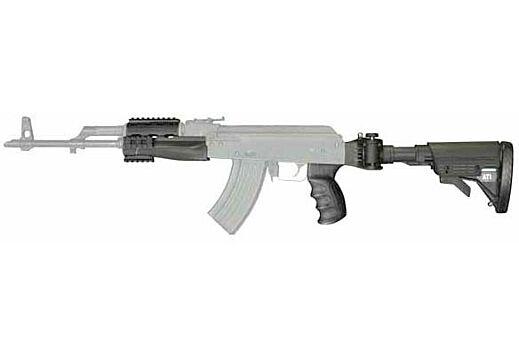 ADV. TECH. AK-47 STRIKEFORCE STOCK SYSTEM IN DESTROYER GRAY