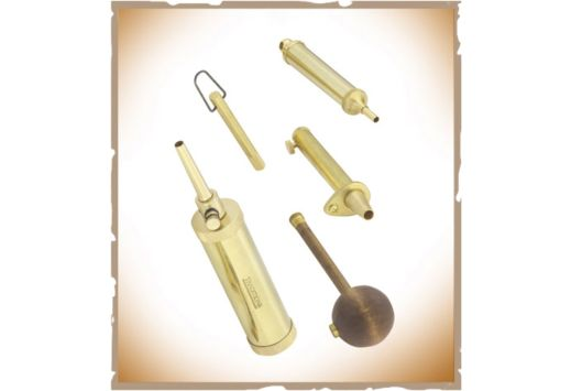 TRADITIONS FLINTLOCK SHOOTERS KIT .50/.54 6 ACCESSORIES
