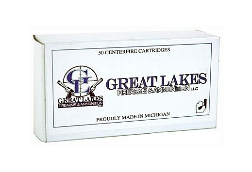 GREAT LAKES AMMO RMFG .38 SPECIAL 125GR. CMJ TMC 50-PK
