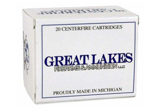 GREAT LAKES AMMO .41 REM. MAG. 210GR. HORNADY XTP 20-PACK