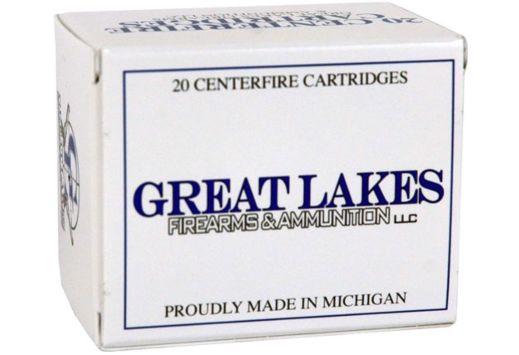 GREAT LAKES AMMO .450 BUSHMASTER 300GR. XTP 20-PACK
