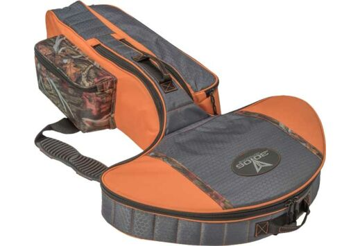 "30-06 OUTDOORS CROSSBOW CASE ALPHA MINI 39""X23""X8"" ORG/GREY"