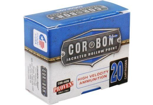 CORBON AMMO .45ACP+P 200GR. JHP 20-PACK