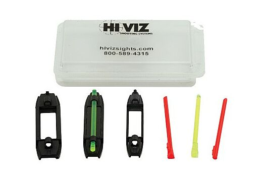 HIVIZ BIRD BUSTER SHOTGUN FRONT SIGHT MAGNETIC SET