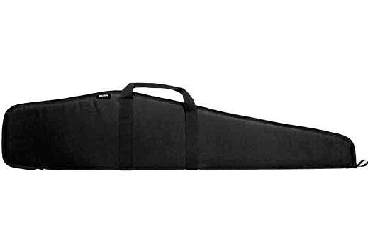 "BULLDOG RIFLE CASE 40"" BLACK W/ BLACK TRIM 5/8"" PADDING"