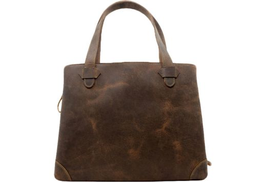 VC CONCEAL CARRY PURSE PREM WATER BUFFALO TOTE STYLE