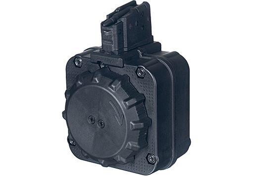 PRO MAG MAGAZINE AK-223 .223 / 5.56 50-ROUND DRUM BLK POLYMER