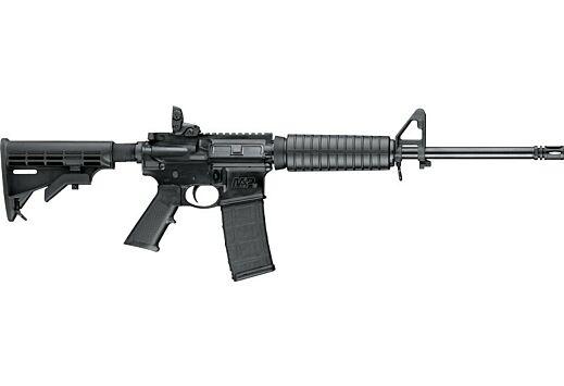 S&W M&P15 SPORT II 5.56 RIFLE 30-SHOT 6-POSITION STOCK BLACK