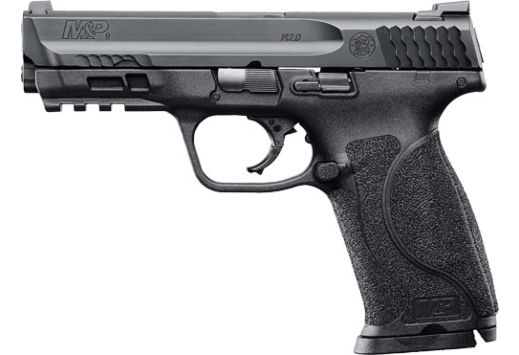 "S&W M&P9 M2.0 9MM 4.25"" FS 17-SHOT ARMORNITE FINISH POLY"