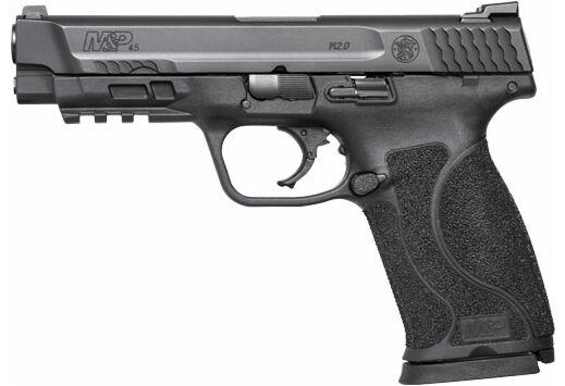 """S&W M&P45 M2.0 .45ACP 4.5"""" FS 10-SHOT ARMORNITE FINISH POLY"""