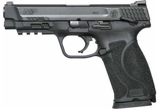 "S&W M&P45 M2.0 .45ACP 4.5"" FS 10-SHOT W/THUMB SAFETY POLY"