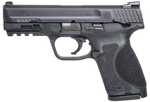 S&W M&P40 M2.0 COMPACT 40S&W 13-SHOT W/THUMB SAFETY POLY