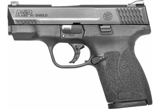 S&W SHIELD M&P45 .45ACP NS BLACK NO THUMB SAFE W/3MAGS