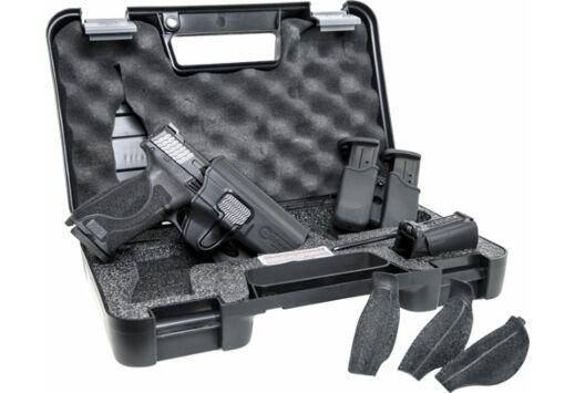 """S&W M&P9 M2.0 9MM 4.25"""" FS 17-SHOT ARMORNITE W/RANGE KIT"""