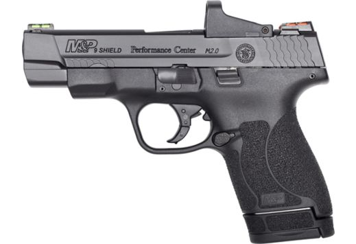 "S&W SHIELD M2.0 PC M&P 9MM 4"" OR PORTED W/RED DOT CLNING KIT"
