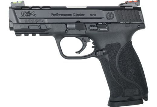 """S&W PERFORMANCE CENTER M2.0 .40 4.25"""" 15-SHOT PORTED POLY"""