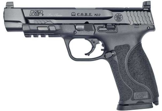 "S&W PERFORMANCE CENTER M2.0 C.O.R.E. 9MM 5"" 17-SHOT POL"