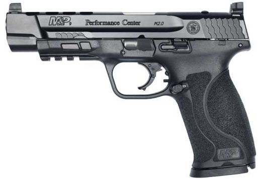 """S&W PERF CENTER M&P M2.0 CORE PORTED 9MM 5"""" 17-SHOT POL"""