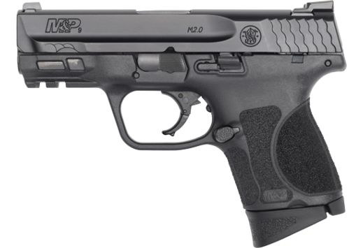 "S&W M&P9 M2.0 SUB COMP 9MM FS 3.6"" 12-SHOT POLY"