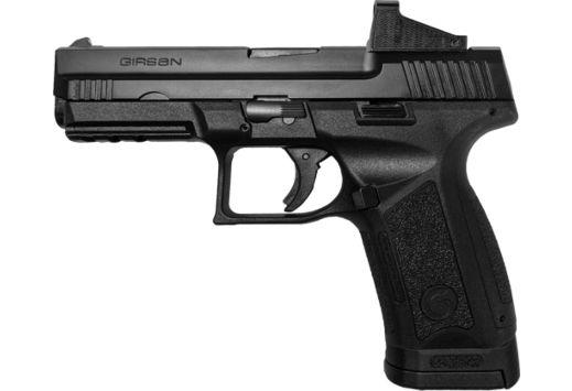 GIRSAN MC9 OPTIC STANDARD W/ FAR-DOT OPTICS, 18-SHOT BL