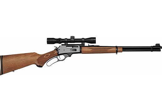 "MARLIN 336C .30-30 20"" 6-SHOT BLUED WALNUT W/3-9X32 SCOPE"