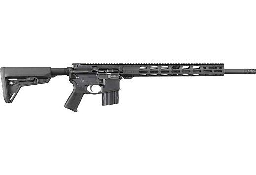 RUGER AR556 MPR .450BUSHMASTER MAGPUL GRIP & COLLAPSIBLE STK