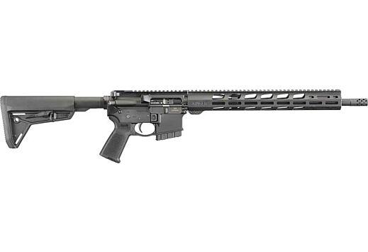 RUGER AR556 MPR .350 LEGEND BLACK COLLAPSIBLE STOCK