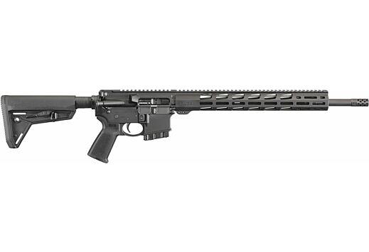 RUGER AR556 MPR .223 10-SHOT BLACK SIX POSITION STOCK M-LOK