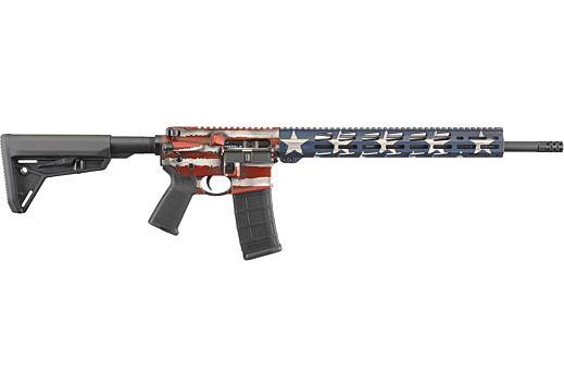 RUGER AR556 MPR .223 30-SHOT FLAG SIX POSITION STOCK M-LOK