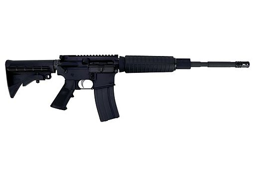 """ANDERSON AM15 OPTIC READY 5.56MM 16"""" 1:8 30RD BLACK"""