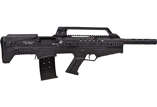 "LKCI ETERNAL BP-12 BULLPUP 12GA 18"" 5RD BLACK"