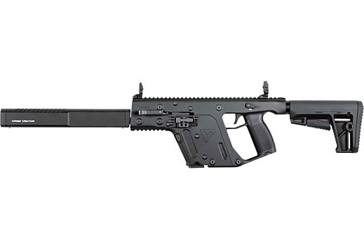 "KRISS VECTOR CRB G2 .40SW 16"" 15RD M4 STOCK BLACK"